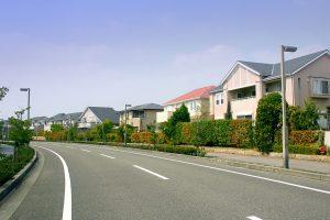 街並みの写真