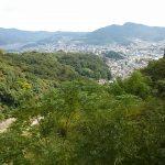 青山からの眺め