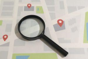 地図:配布エリアイメージ